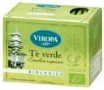 Tè Verde Biologico Viropa