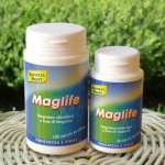 MAGLIFE (magnesio in capsule) 100cps Natural point