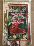 Cranberry in polvere Biologico - Amazon Seeds