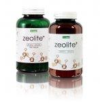 Zeolite plus zeolite pura attivata - Capsule 180 cc.