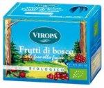 Tisana ai Frutti di Bosco Biologica, Viropa