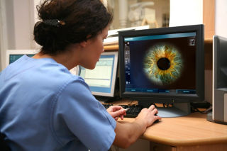 Consulenza iridologia